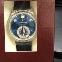 Patek Philippe 5060P chronographe blue dial