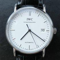 IWC Schaffhausen PORTOFINO 38mm Hochfeine Automatik Armbanduhr