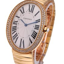 Cartier WB520021 Baignoire Large in Yellow Gold with Diamond...