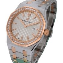 Audemars Piguet 67651SR.ZZ.1261SR.01 Royal Oak Ladies 33mm...
