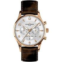 Jacques Lemans Classic Herrenuhr Chronograph London 1-1654H