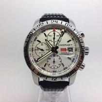 Chopard Mille Miglia GMT Chronograph White Dial Full Set 42mm