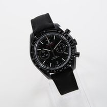 "Omega Speedmaster Professional Moonwatch ""Dark side of the..."