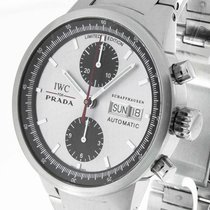 IWC GST Chronograph for Prada / Limited to 2000 Pieces