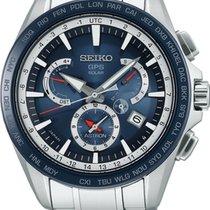 Seiko Astron SSE053J1 Herrenchronograph GPS Empfang f. Uhrzeit...
