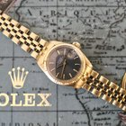 Rolex Date Gold - with original papers