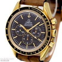 Omega Speedmaster Moon Watch Chronograph Ref-1450052 18k...