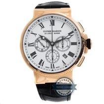 Ulysse Nardin Maxi Marine Chronograph Limited Edition 1506-150LE