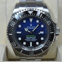 Rolex Sea Dweller Deepsea Blue Ceramic