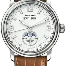 Blancpain Leman Complete Calendar 40mm - full set 2863-1127-53B