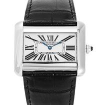 Cartier Watch Tank Divan W6300655