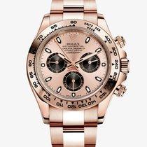 Rolex Daytona Oro Rosa Quadrante Rosa - 116505