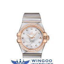 Omega - Constellation Co-Axial 35 MM Ref. 12325352052001