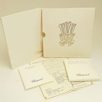 Chopard Booklet/Papers Set prince of wales