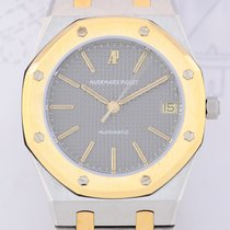 Audemars Piguet Royal Oak Stahl Gold Automatic grey dial 36 mm...