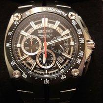 Seiko Sportura Chronograph men's Watch-SRQ