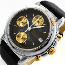 Michel Jordi Ethno Automatik Chronograph Swiss Herren Uhr Lim....