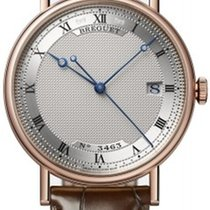 Breguet 5177br/15/9v6 Classique Automatic in Rose Gold - on...