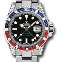Rolex Oyster Perpetual 116759SARU GMT-Master II Watches