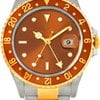 Rolex Gmt Master Ii Men&amp;#39;s 18k And Steel Watch 16713