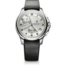 Victorinox Swiss Army Officer´s Herrenuhr Chronograph 241553