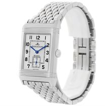 Jaeger-LeCoultre Reverso Grande Taille Steel Watch 270.8.62