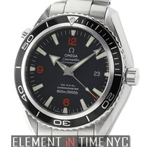 Omega Seamaster Planet Ocean 46mm Stainless Steel Black Dial...