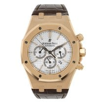 Audemars Piguet AP Royal Oak Chronograph 41 Rose Gold