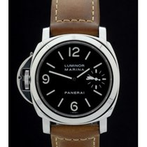 Panerai Luminor Marina PAM00115 - Left Hand - Edelstahl -...
