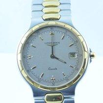 Longines Conquest Herren Uhr Quartz Stahl/gold Mit Original...