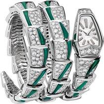 Bulgari Serpenti Jewelery Scaglie 26mm  spw26wgd1gd2a.2t