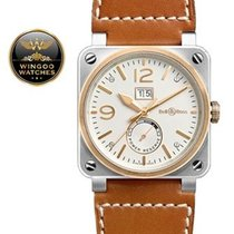 Bell & Ross - BR 03-90 Steel & Rose Gold