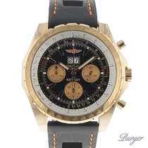 Breitling Bentley 6.75 Limited Edition Rose Gold