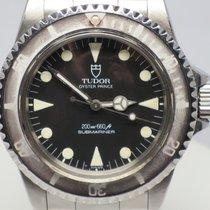 Tudor Submariner 94010 39mm Faded Black Bezel All Original Parts