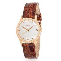 Doxa Timeface Anti-Magnetic 1229636 Men's Watch in 14K...