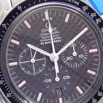 Omega Speedmaster Moonwatch Racing Chronograph Carbon