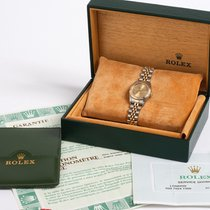 Rolex Oyster Perpetual Lady Box & UK Papers 1999
