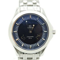 Omega Seamaster Gent's Blue Dial Stainles steel 120...