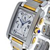 Cartier Tank Francaise Chronoflex Chronograph