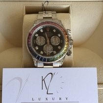 Rolex Daytona Rainbow white gold 116599RBOW