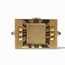 Cartier Art Deco Shutter Watch