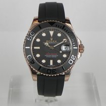 Rolex YACHT MASTER ROSE GOLD 37MM