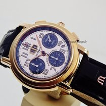 Maurice Lacroix Masterpiece Flyback Chrono Annuaire Limited...