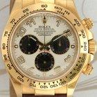 Rolex 116518 Daytona Cosmograph, Yellow Gold, Panda Dial