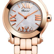 Chopard Happy Sport Round 30mm 274189-5003