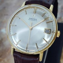 Omega Calibre 562 Rare Swiss Made Vintage Automatic Gold Plate...