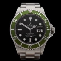 Rolex Submariner 50th Anniversary Stainless Steel Gents 16610LV