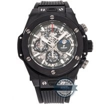Hublot Big Bang Unico Perpetual Calendar Black Magic Chronogra...