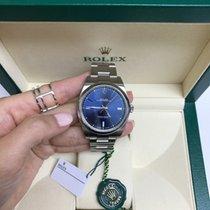 劳力士  (Rolex) OYSTER PERPETUAL  114300 BLUE