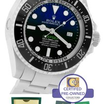 Rolex Sea-Dweller Deepsea 'James Cameron' Blue Black...